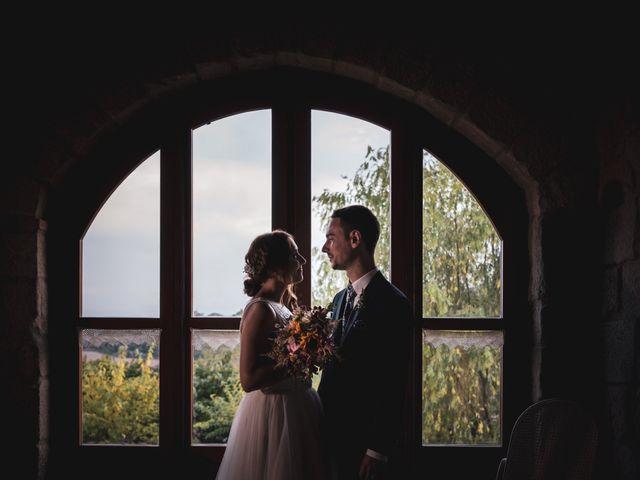 La boda de Ana y Marcel