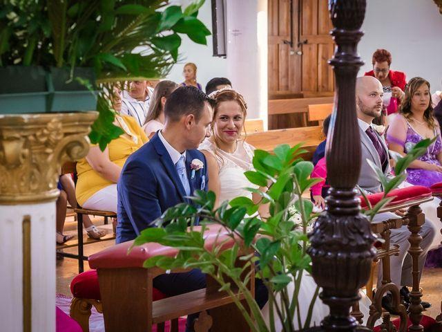 La boda de Manuel y Georgina en Telde, Las Palmas 27