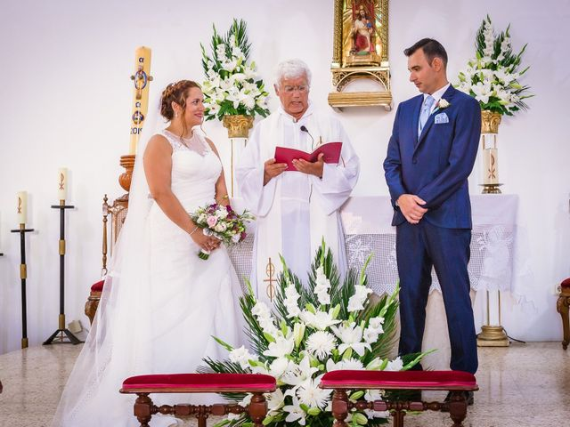 La boda de Manuel y Georgina en Telde, Las Palmas 28