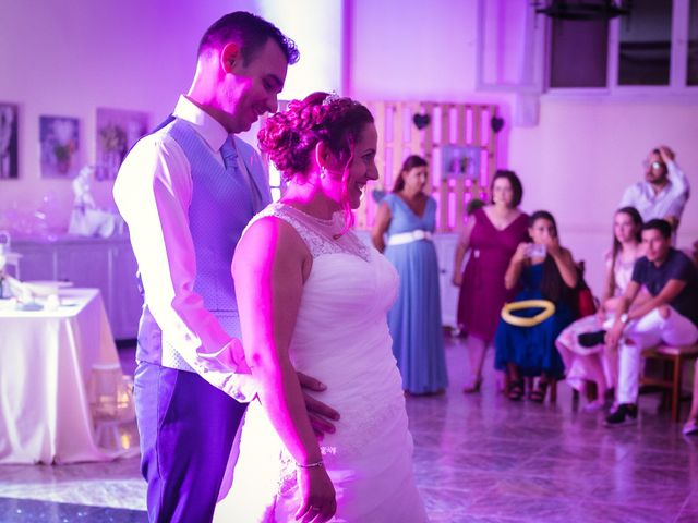 La boda de Manuel y Georgina en Telde, Las Palmas 33