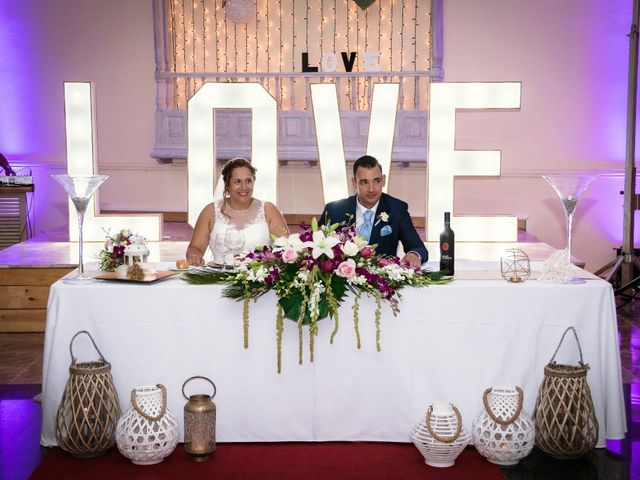 La boda de Manuel y Georgina en Telde, Las Palmas 40