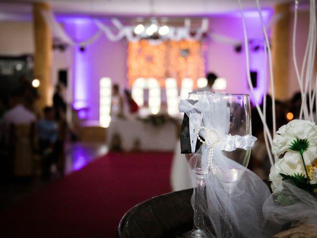 La boda de Manuel y Georgina en Telde, Las Palmas 41