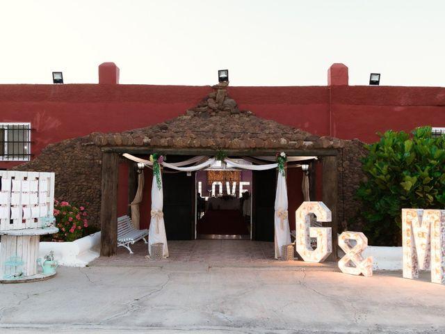 La boda de Manuel y Georgina en Telde, Las Palmas 42