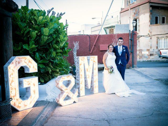 La boda de Manuel y Georgina en Telde, Las Palmas 43
