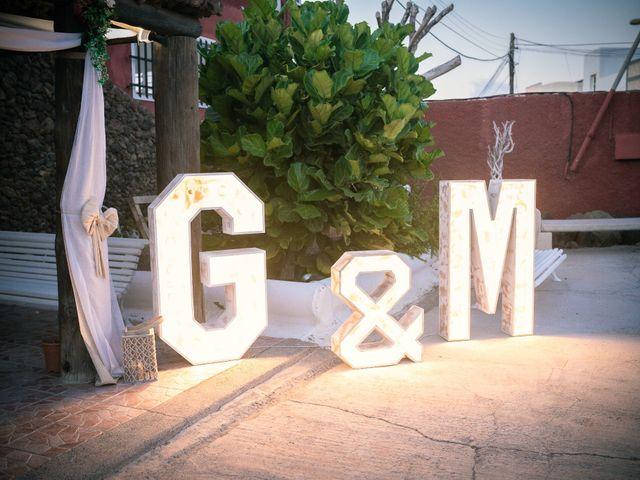 La boda de Manuel y Georgina en Telde, Las Palmas 49