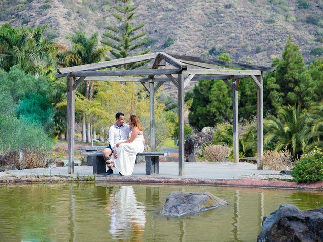La boda de Manuel y Georgina en Telde, Las Palmas 3