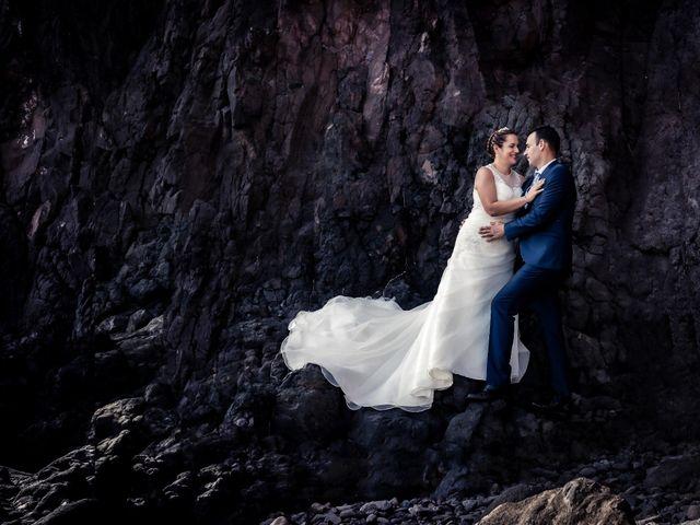 La boda de Manuel y Georgina en Telde, Las Palmas 52