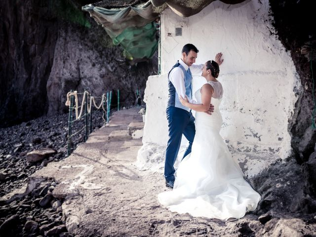 La boda de Manuel y Georgina en Telde, Las Palmas 57