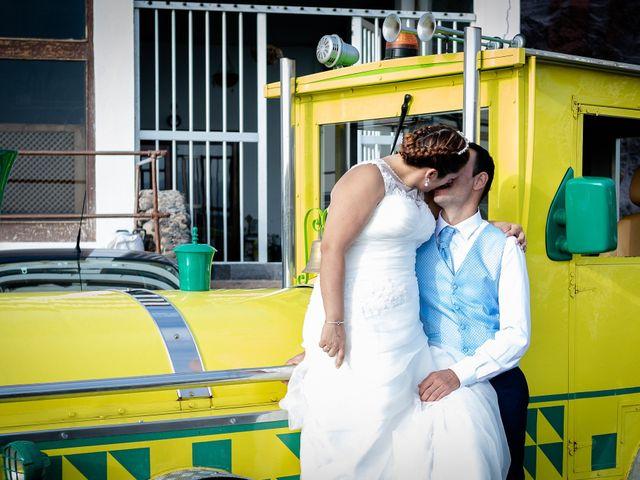 La boda de Manuel y Georgina en Telde, Las Palmas 58