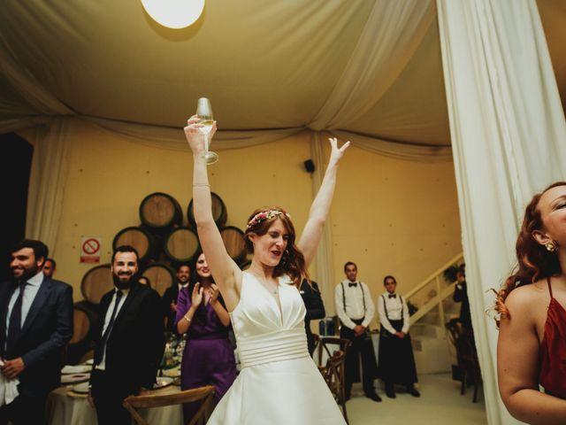 La boda de Eligio y Marta en Zafra, Badajoz 7