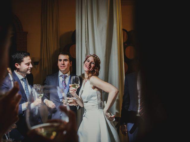 La boda de Eligio y Marta en Zafra, Badajoz 11