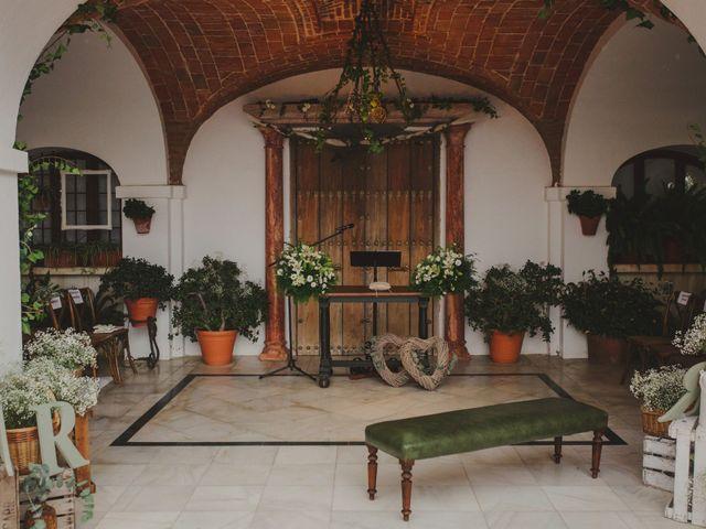 La boda de Eligio y Marta en Zafra, Badajoz 21