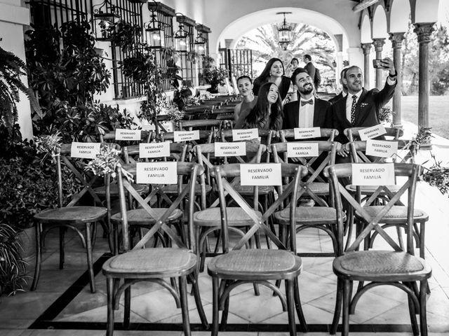 La boda de Eligio y Marta en Zafra, Badajoz 22