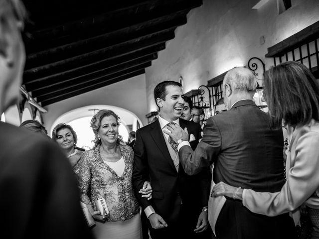 La boda de Eligio y Marta en Zafra, Badajoz 27