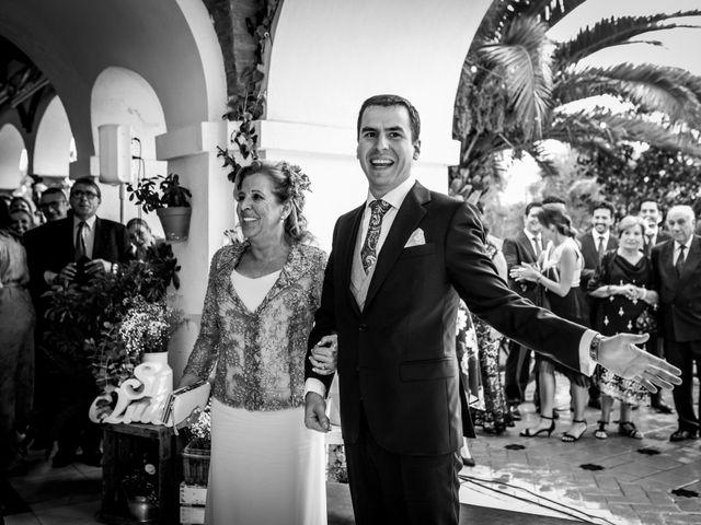 La boda de Eligio y Marta en Zafra, Badajoz 28