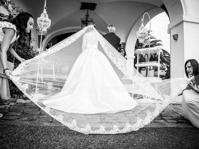 La boda de Eligio y Marta en Zafra, Badajoz 31