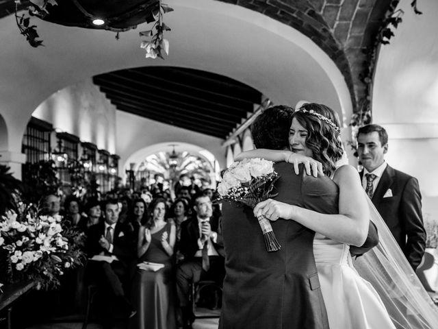 La boda de Eligio y Marta en Zafra, Badajoz 36