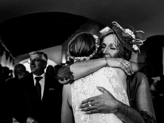 La boda de Eligio y Marta en Zafra, Badajoz 38