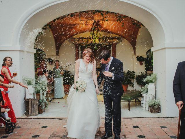 La boda de Eligio y Marta en Zafra, Badajoz 39