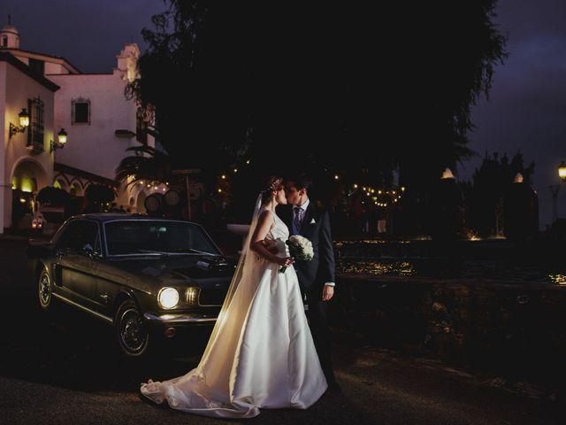 La boda de Eligio y Marta en Zafra, Badajoz 40