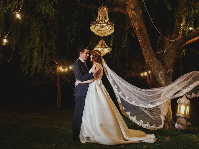 La boda de Marta y Eligio