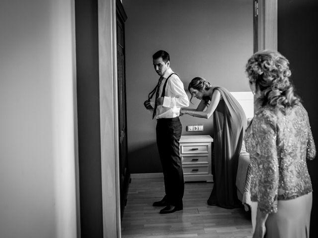 La boda de Eligio y Marta en Zafra, Badajoz 50