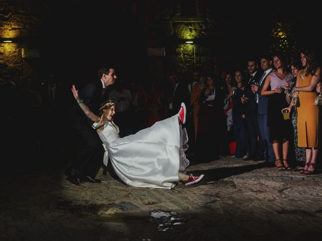 La boda de Eligio y Marta en Zafra, Badajoz 55