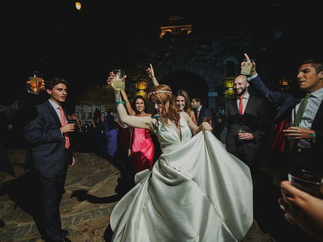 La boda de Eligio y Marta en Zafra, Badajoz 63