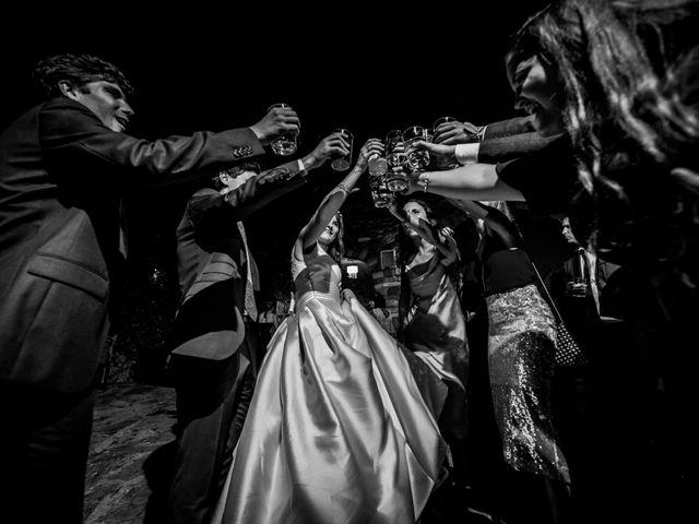 La boda de Eligio y Marta en Zafra, Badajoz 65
