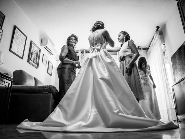 La boda de Eligio y Marta en Zafra, Badajoz 79