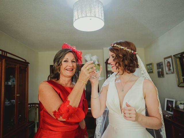 La boda de Eligio y Marta en Zafra, Badajoz 82