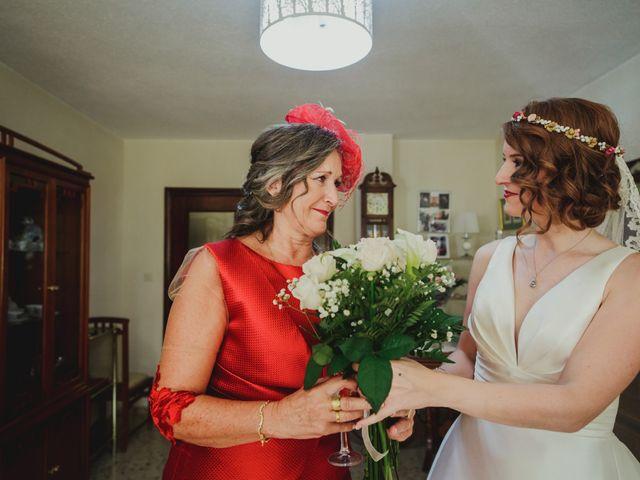La boda de Eligio y Marta en Zafra, Badajoz 83
