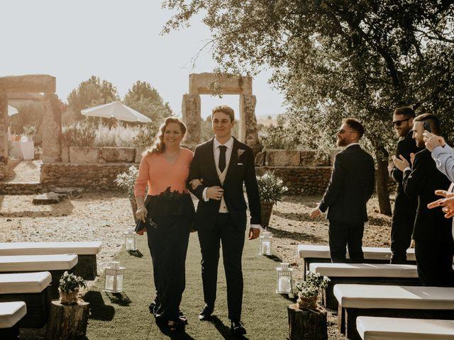 La boda de Adrián y María en Torremocha Del Jarama, Madrid 46