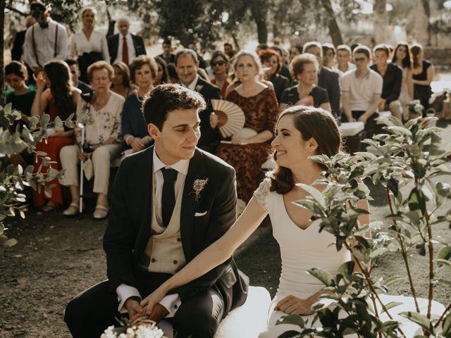 La boda de Adrián y María en Torremocha Del Jarama, Madrid 55