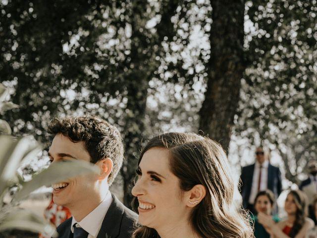 La boda de Adrián y María en Torremocha Del Jarama, Madrid 61