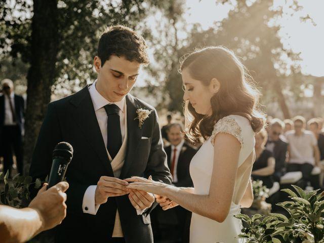 La boda de Adrián y María en Torremocha Del Jarama, Madrid 64