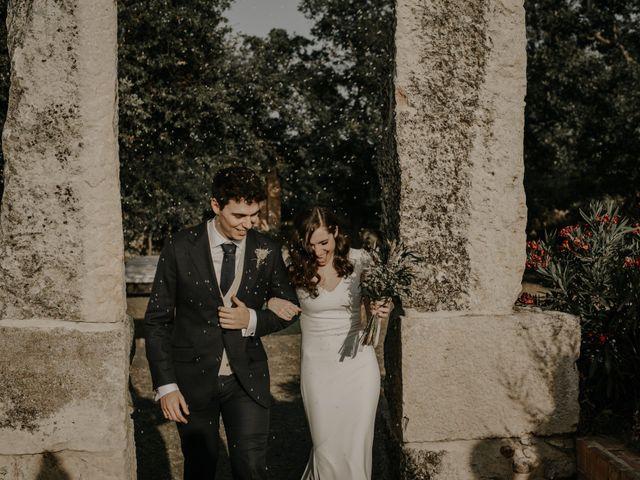 La boda de Adrián y María en Torremocha Del Jarama, Madrid 74