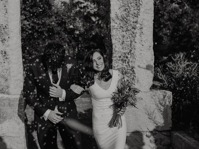 La boda de Adrián y María en Torremocha Del Jarama, Madrid 75