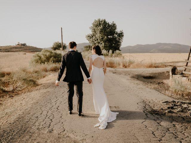 La boda de Adrián y María en Torremocha Del Jarama, Madrid 81