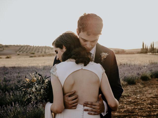 La boda de María y Adrián