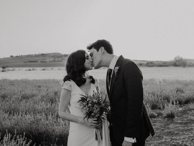 La boda de Adrián y María en Torremocha Del Jarama, Madrid 102