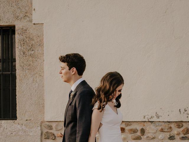 La boda de Adrián y María en Torremocha Del Jarama, Madrid 103