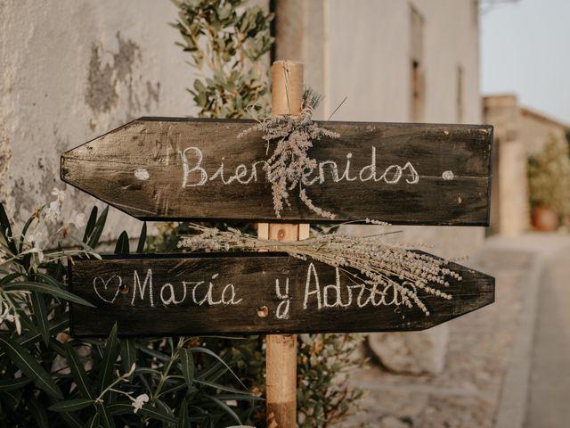 La boda de Adrián y María en Torremocha Del Jarama, Madrid 105