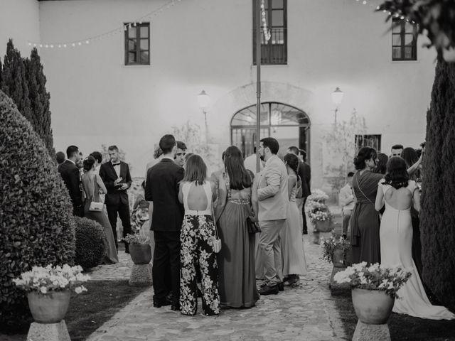 La boda de Adrián y María en Torremocha Del Jarama, Madrid 119