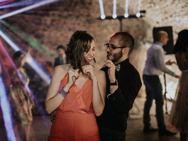 La boda de Adrián y María en Torremocha Del Jarama, Madrid 131