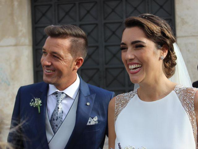 La boda de Nieves y Juan