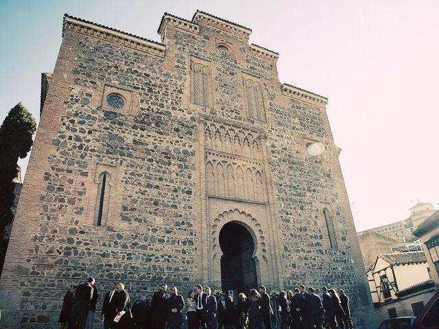 La boda de José y Laura en Toledo, Toledo 18