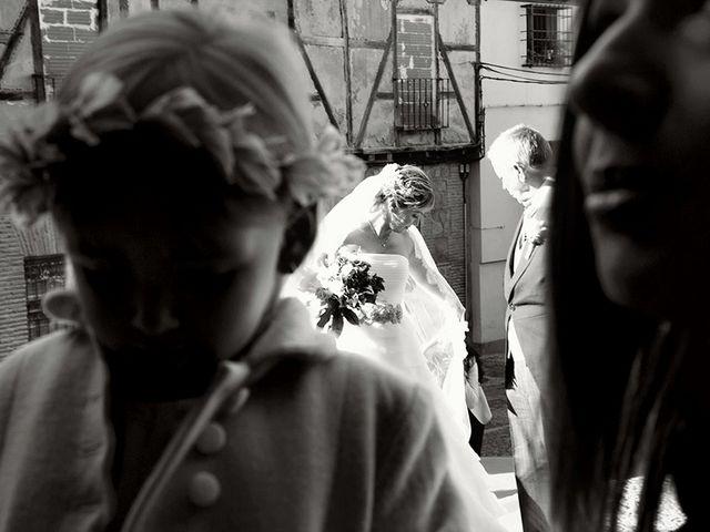 La boda de José y Laura en Toledo, Toledo 24