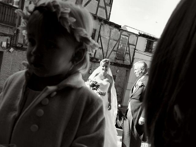 La boda de José y Laura en Toledo, Toledo 25