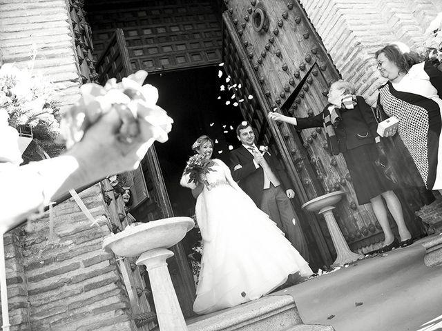 La boda de José y Laura en Toledo, Toledo 29